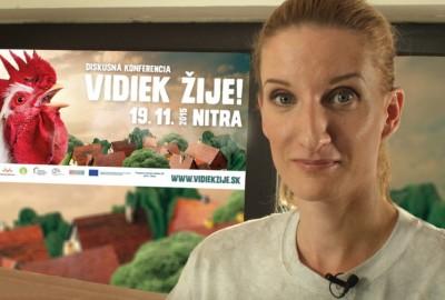 Adela Banášová Lives Countryside!