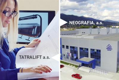 TATRALIFT a.s. – NEOGRAFIA, a.s.